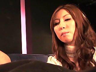 Karin Yazawa is having fun with her boyfriend   s best friend