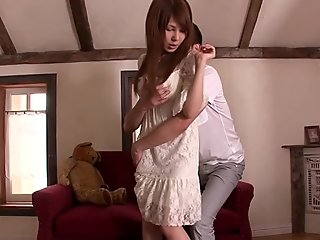 Fabulous Japanese whore in Hottest Teens, HD JAV scene