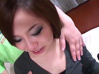 Nan Oshikiri sensational cock riding and blowjob - More at 69avs.com
