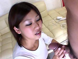 Hairy babe Mina loves riding a hard cock