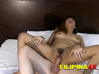 Asian wet hairy PUSSY wrecked and recorded by KINKY visitor