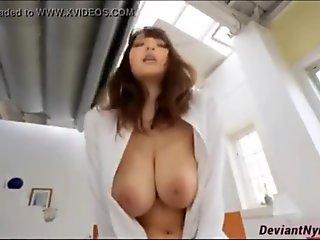 Gorgeous Busty Asian Sensual Sex