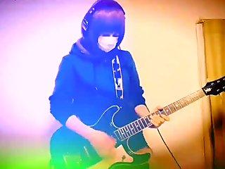 Japanese fuck guitar baby!!!!!!