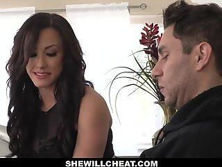 SheWillCheat - warm wifey Cheats with husbands Partner