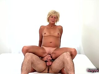 Big Cock for Horny GILF