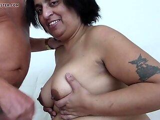 Cum on my Indian Titties