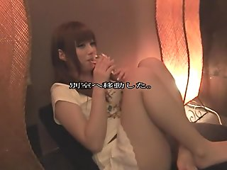 Exotic Japanese whore in Horny Amateur, Hardcore JAV video