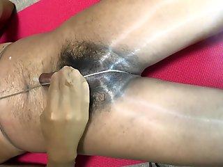pantyhose encasement cum