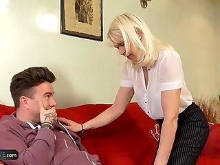 AgedLovE Hot Lady Sextasy Got Fucked Hardcore