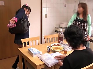 Fabulous Japanese chick in Incredible Amateur, Couple JAV scene