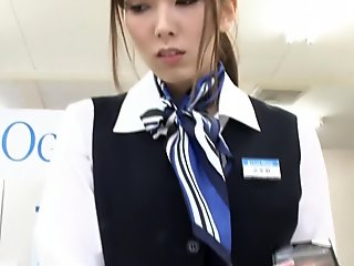 Best Japanese chick in Exotic Public, HD JAV movie