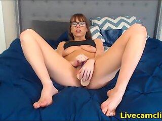 Nerdy sex session